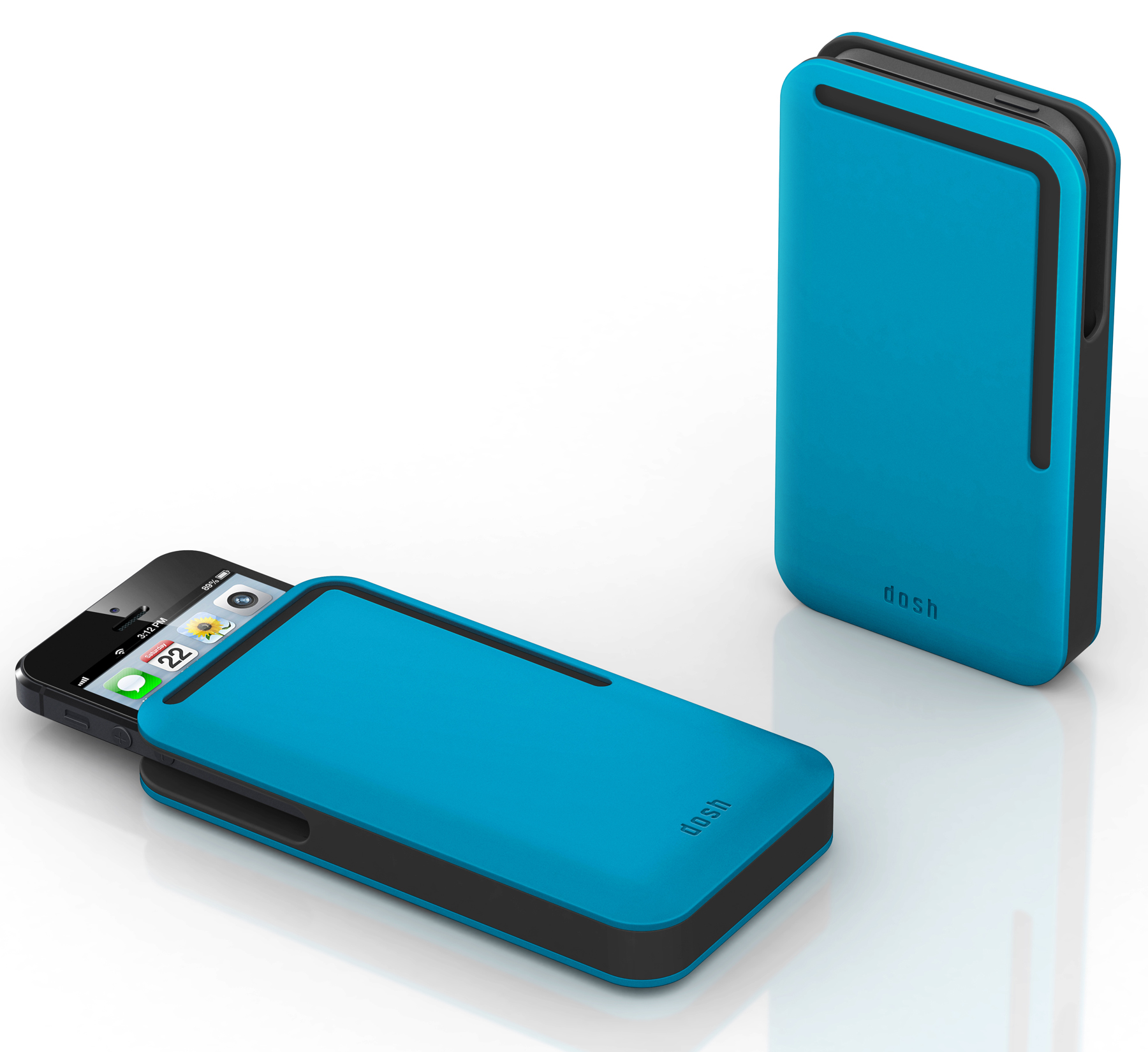 Dosh Syncro Marine Wallet - iPhone 5
