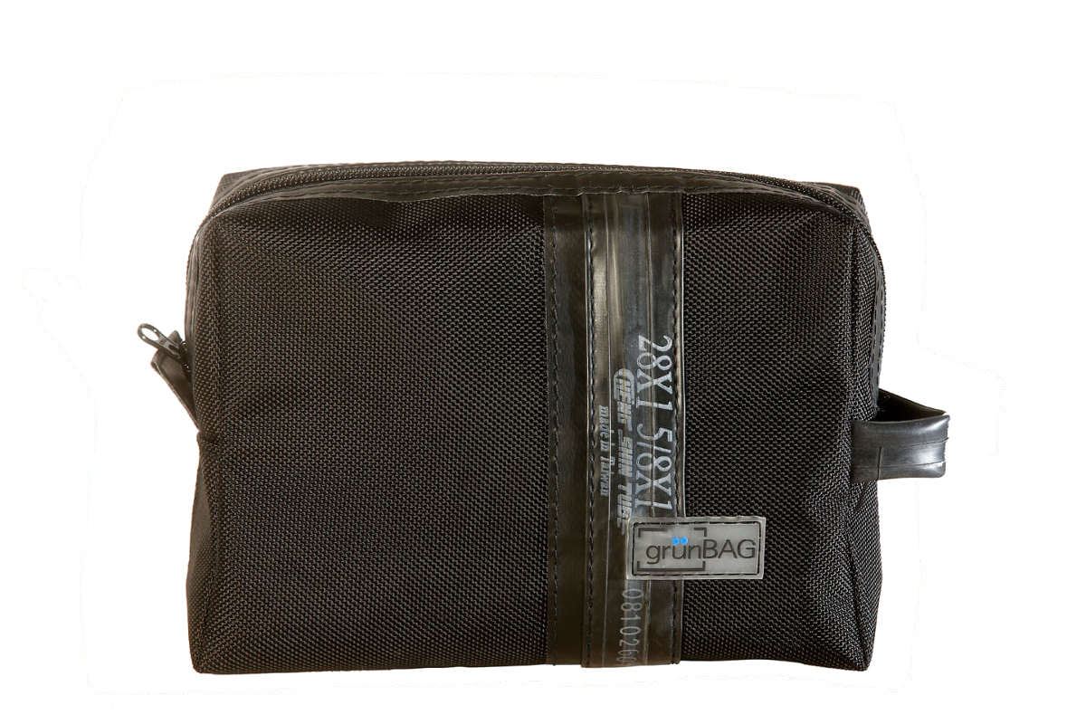 grünBAG Toiletry Small Black