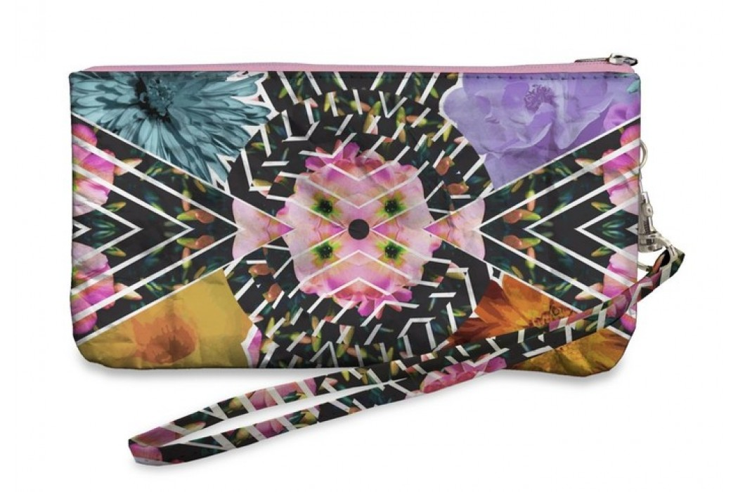 Dynomighty Mighty Wristlet - Floral Fractal