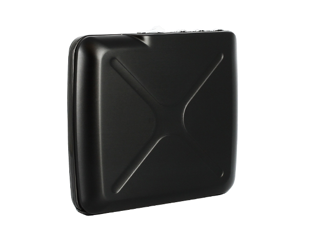 Ögon CODE Wallet Mini Safe Zwart