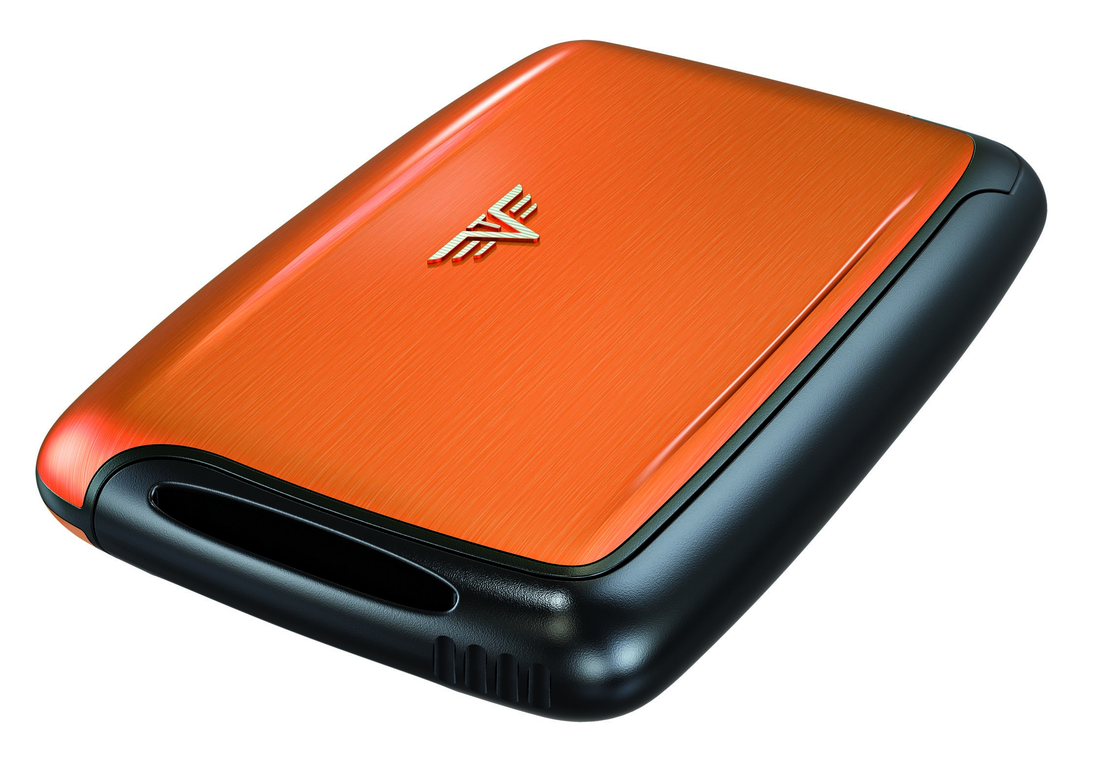 Tru Virtu Pearl Mini Card Case Orange Blossom