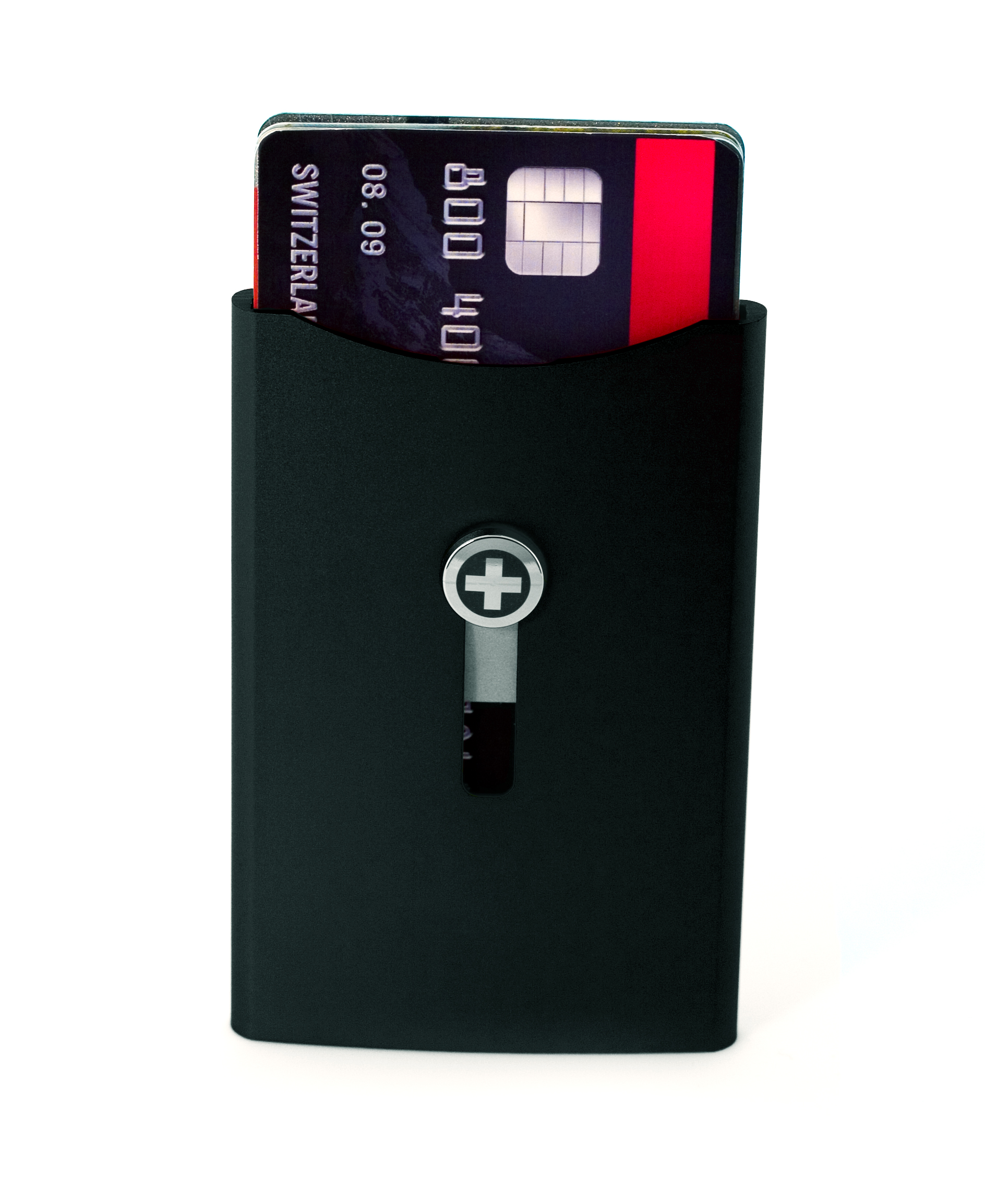 Wagner Superslim Wallet Jet Black